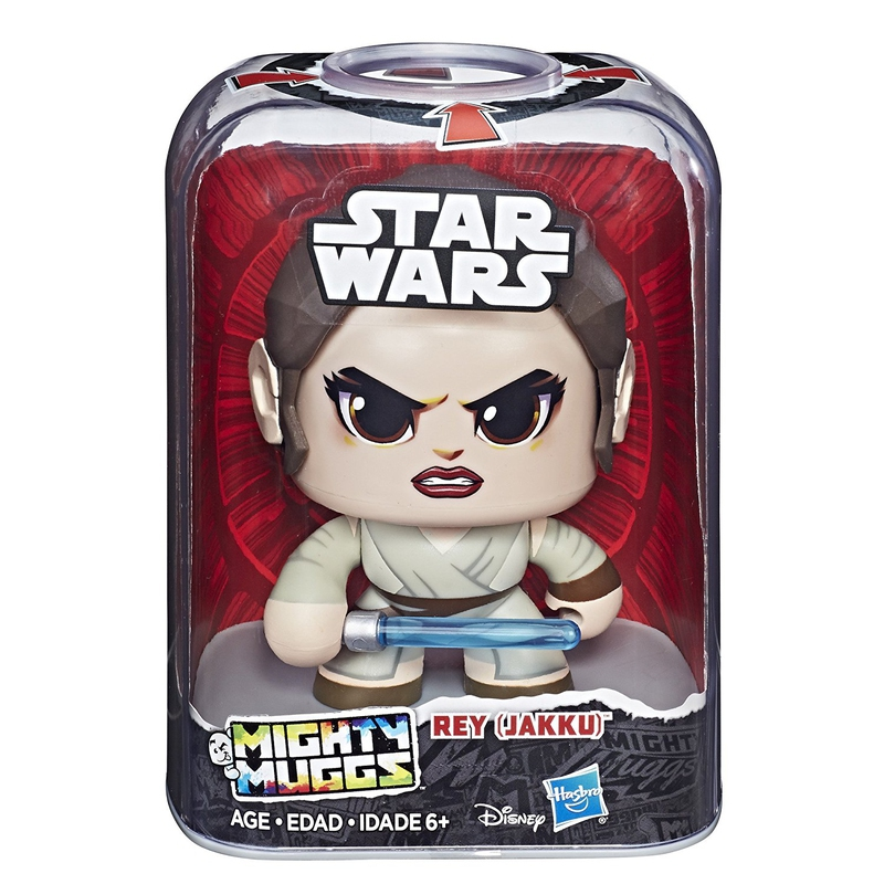 Hračky - Star Wars Mighty Muggs - Rey Jakku