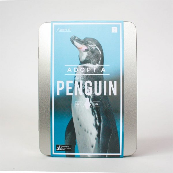 Dárky - Adoptuj tučňáka