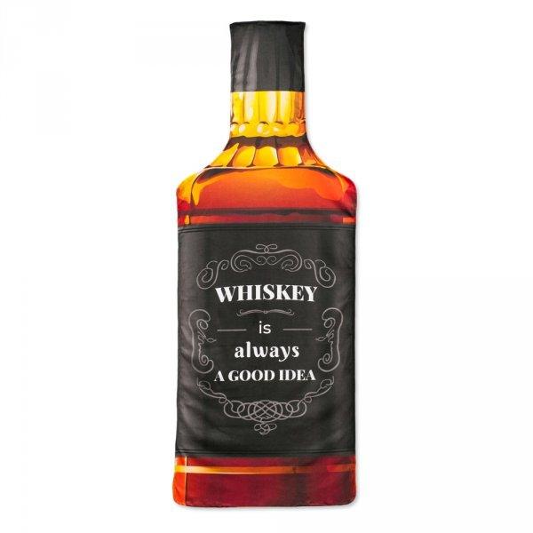 Bydlení a domácnost - Ručník láhev Whiskey