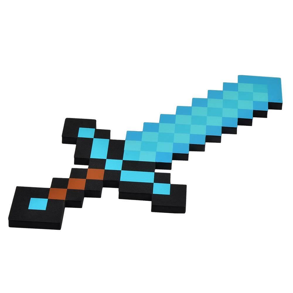 Ptákoviny - Minecraft meč - malý