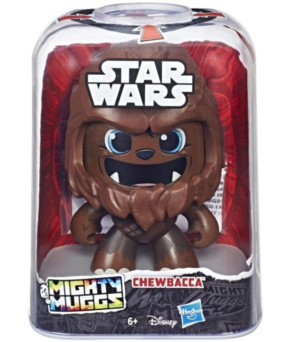 Hračky - Star Wars Mighty Muggs - Chewbacca