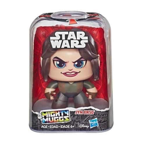 Hračky - Star Wars Mighty Muggs - Jyn Erso