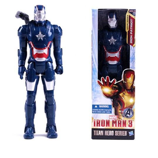 Hračky - Akční figurka Iron Patriot - 30 cm - originální balení