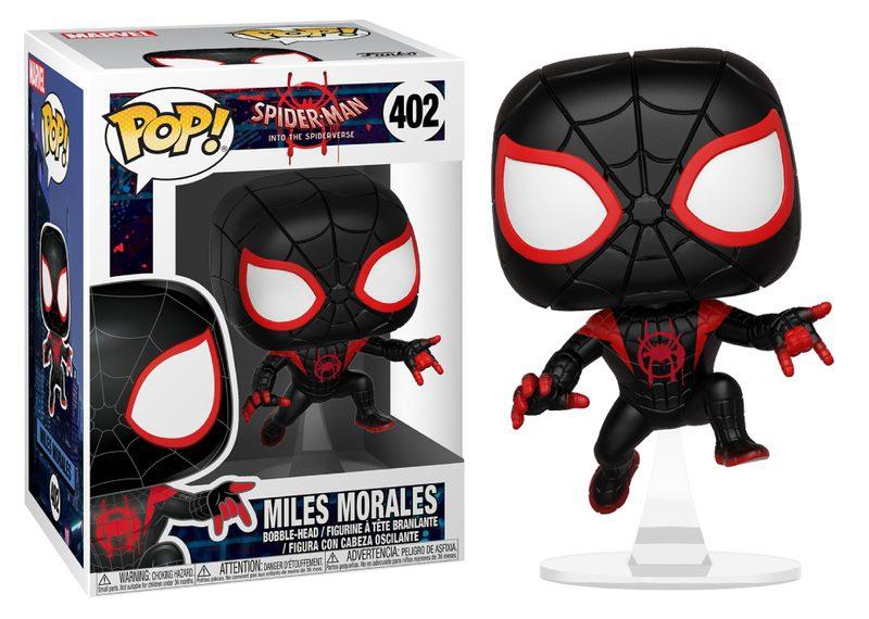 Hračky - POP! Bobble Marvel: Spider-Man Animated: Spider-Man Miles