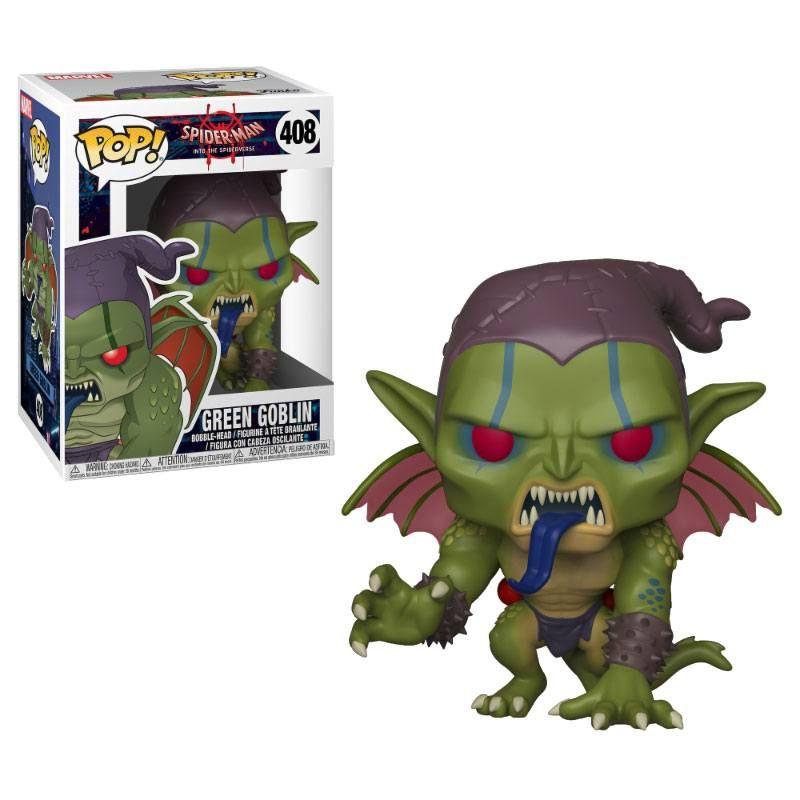 Hračky - POP! Bobble Marvel: Spider-Man Animated: Green Goblin