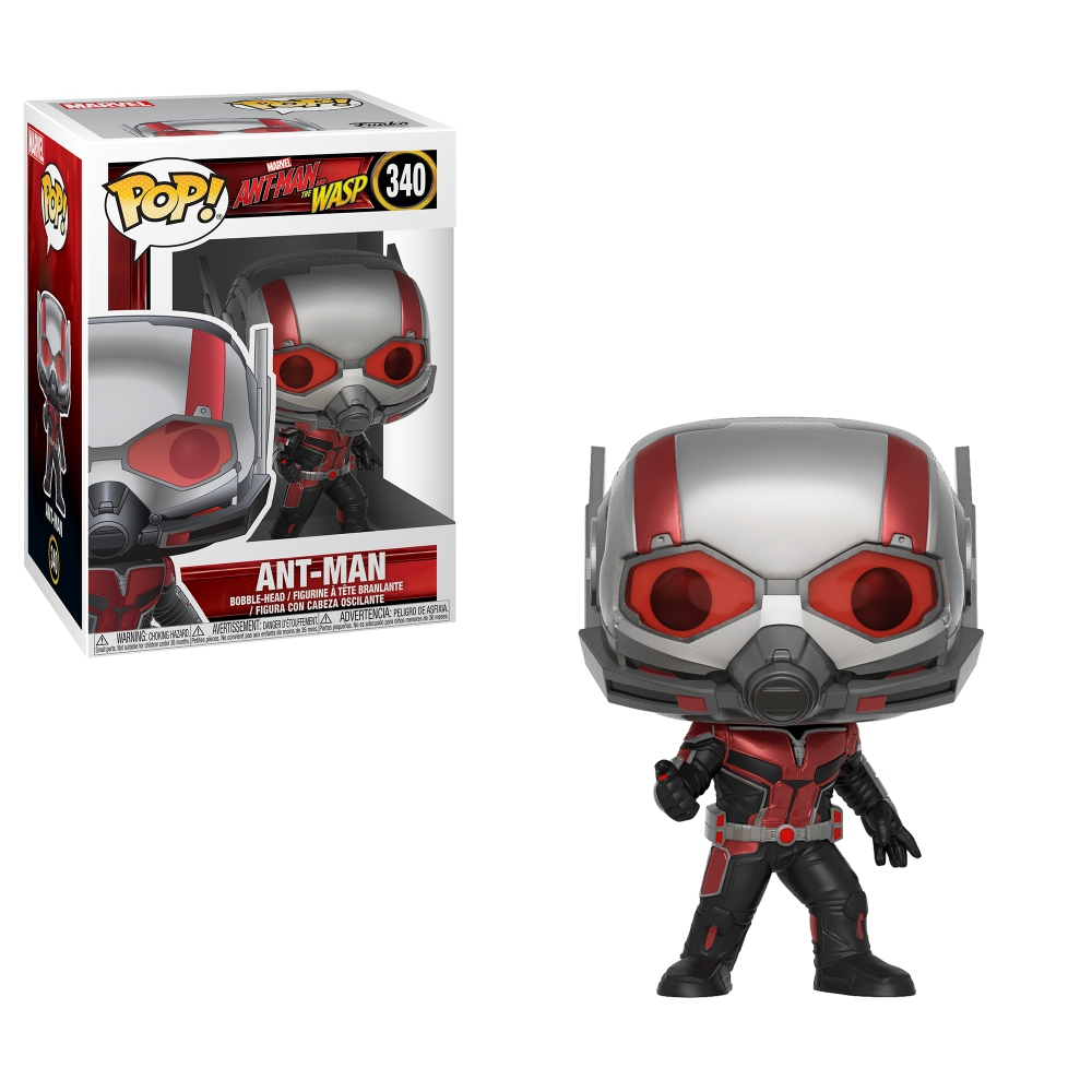 Hračky - POP! Bobble Marvel: Ant-Man & The Wasp: Ant-Man