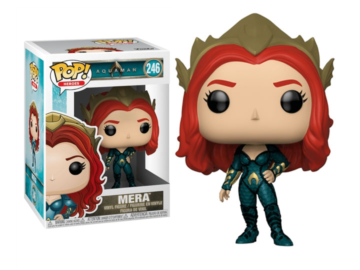 POP Heroes: Aquaman - Mera