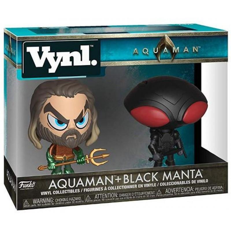 Hračky - Aquaman & Black Manta