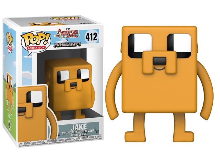 Hračky - POP! Vinyl Minecraft: Jake