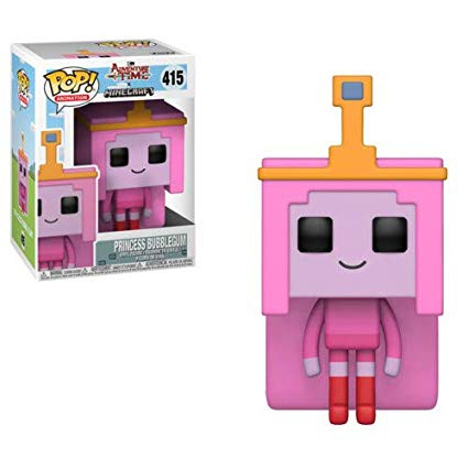 Hračky - POP! Vinyl Minecraft: Princess Bubblegum