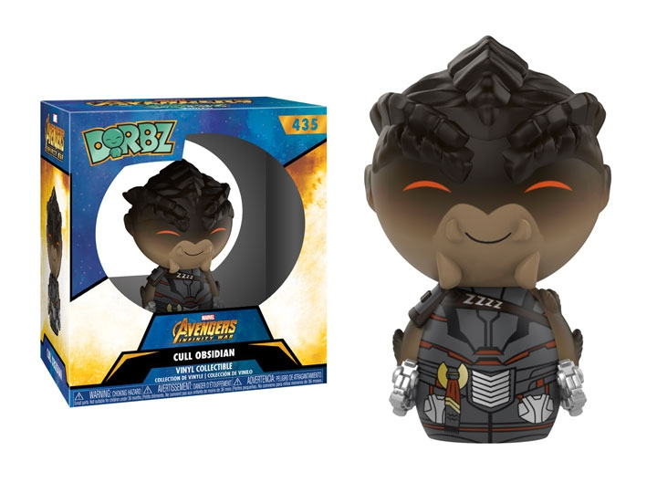 Hračky - Dorbz Marvel: Avengers Infinity War: Cull Obsidian