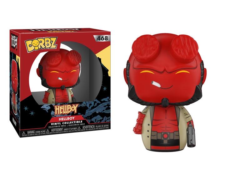 Dorbz: Hellboy