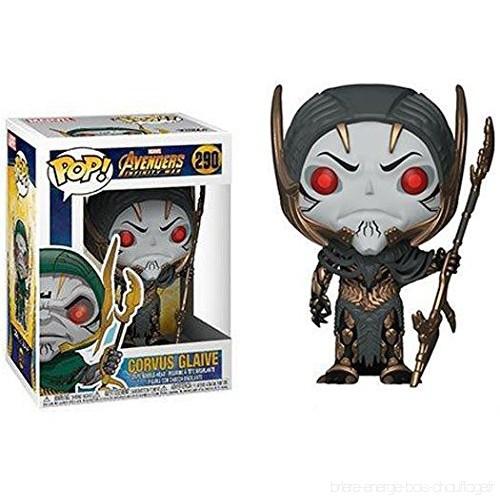POP! Bobble Marvel: Avengers Infinity War: Corvus Glaive