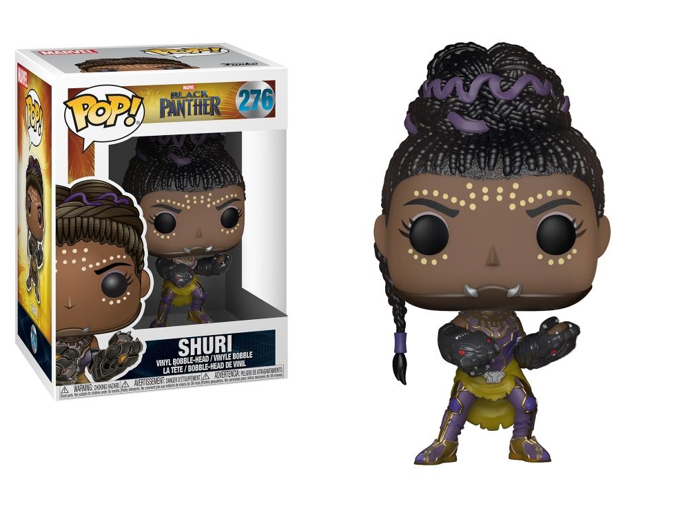 POP! Bobble Marvel: Black Panther: Shuri
