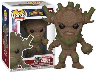 Hračky - POP! Vinyl Games: Marvel Contest of Champions: King Groot