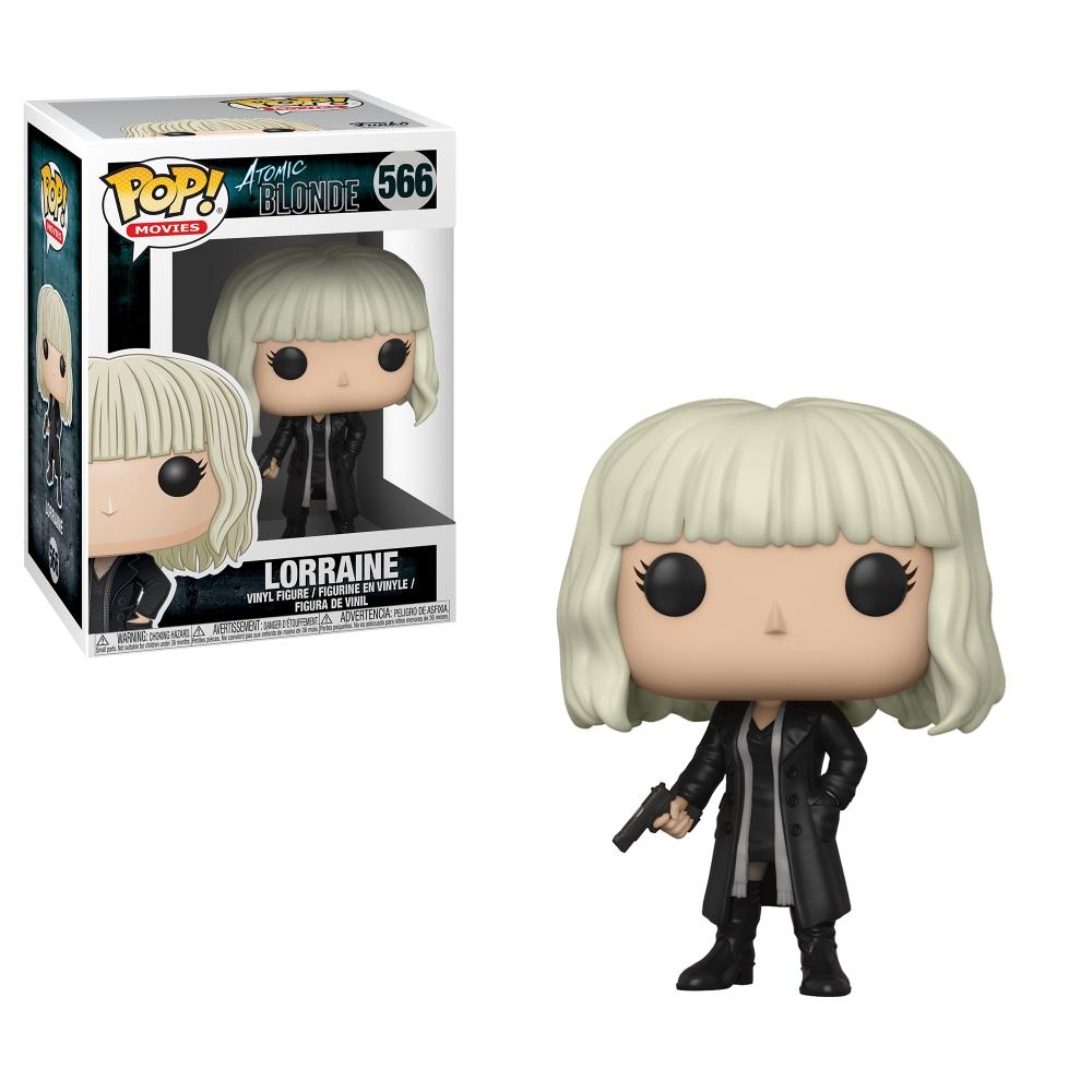 POP! Vinyl: Atomic Blonde: Lorraine Outfit 2