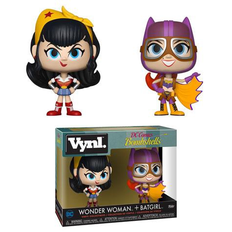 Wonder Woman & Batgirl