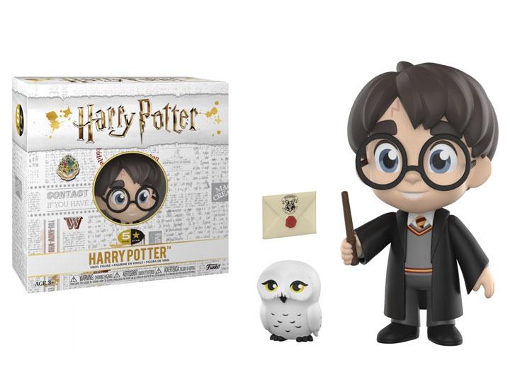 Hračky - 5 Star: Harry Potter: Harry