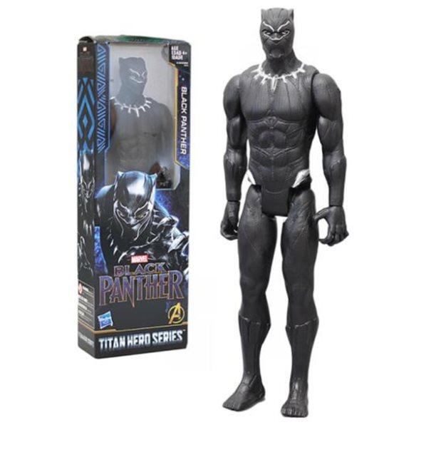 Hračky - Akční figurka Black Panther - 30 cm