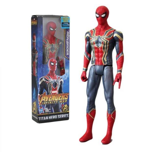Akční figurka Iron Spiderman - 30 cm - Originální krabice