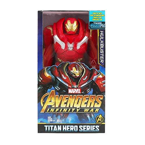 Akční figurka Hulkbuster - Iron Man 30 cm (Bez krabice)