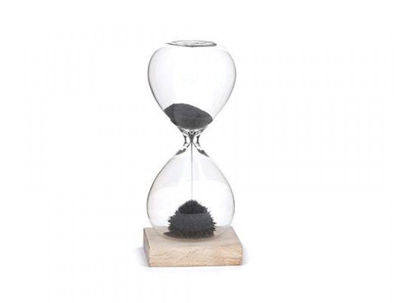 Deluxe přesýpací magnetické hodiny