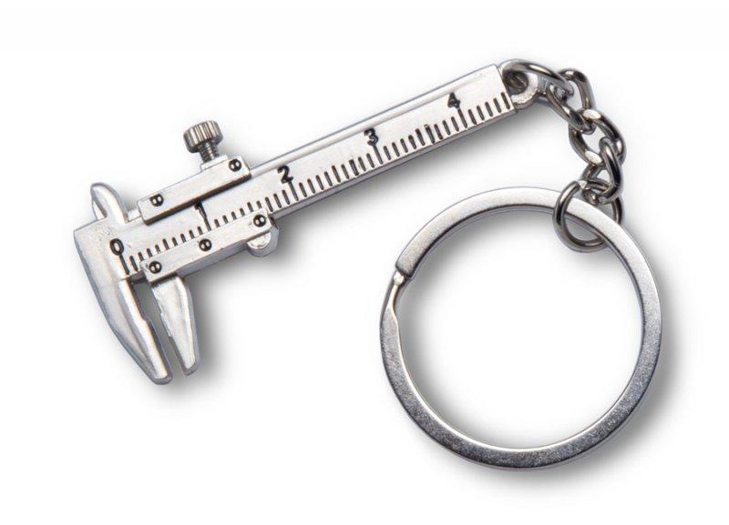 Přívěšek na klíče pro pracanta - šuplera