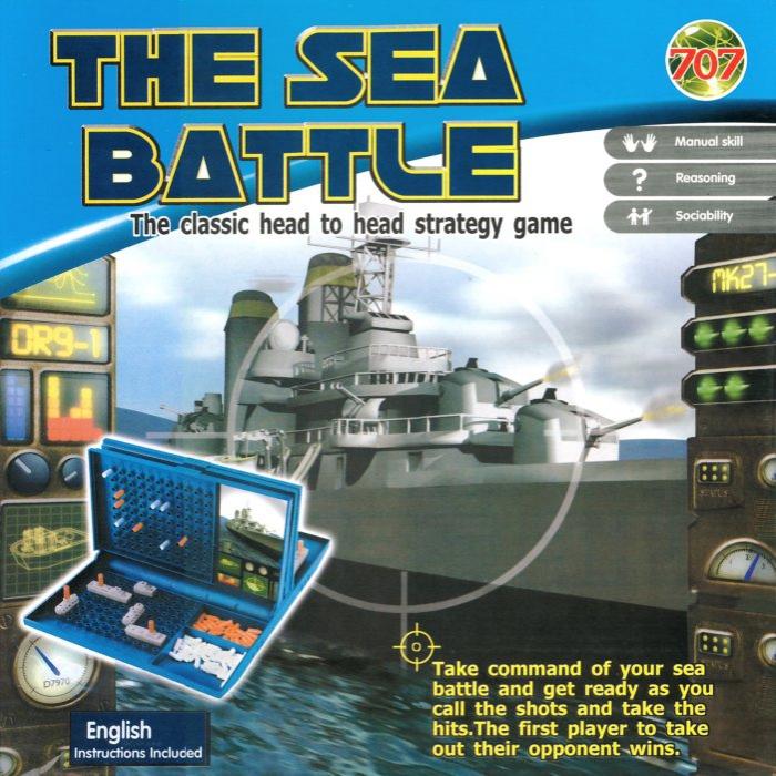 Stolní hra - The Sea battle