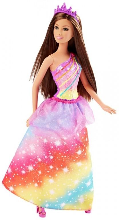 Hračky - Barbie Princezna DHM52