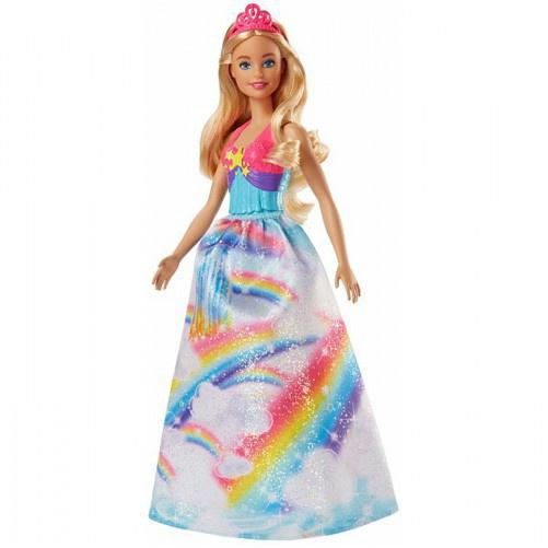 Hračky - Barbie princezna FJC95