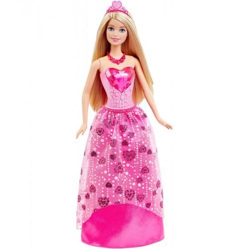 Hračky - Barbie Princezna DHM53
