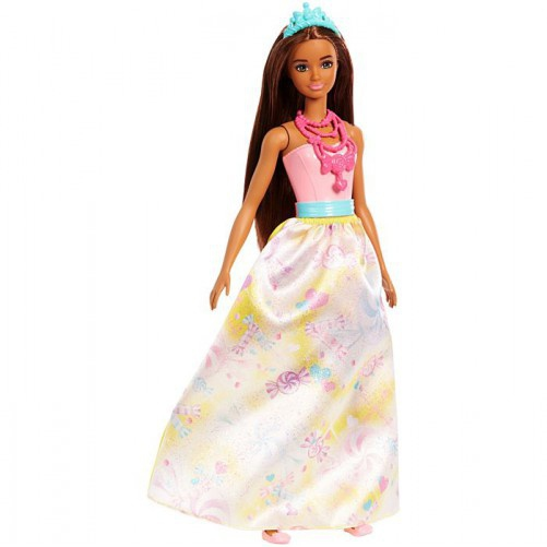 Hračky - Barbie princezna FJC96