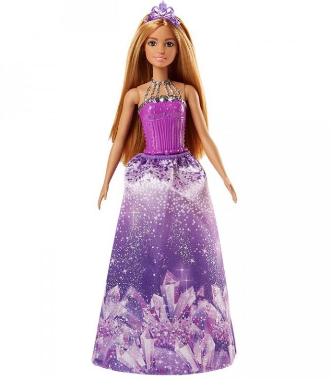 Hračky - Barbie princezna FJC97