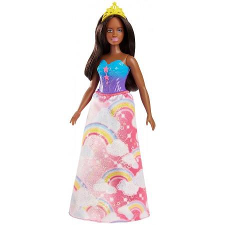 Hračky - Barbie princezna FJC98