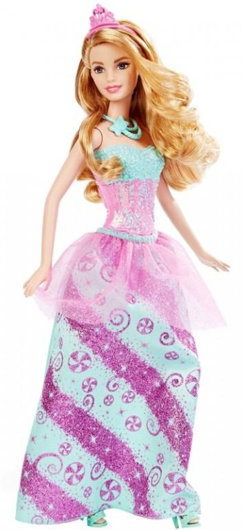Hračky - Barbie Princezna DHM54