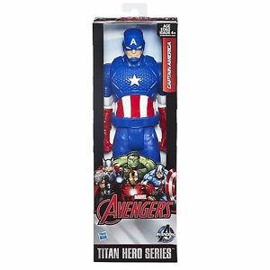 Hračky - Akční figurka Captain America 2 - 30 cm