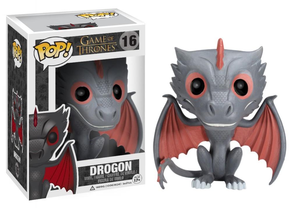 Hračky - POP! Vinyl: Game of Thrones: Drogon
