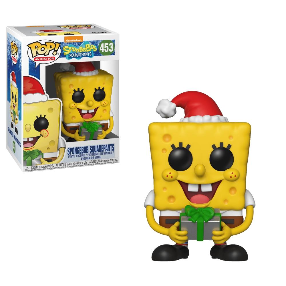 Hračky - POP! Vinyl SpongeBob SquarePants: SpongeBob Xmas