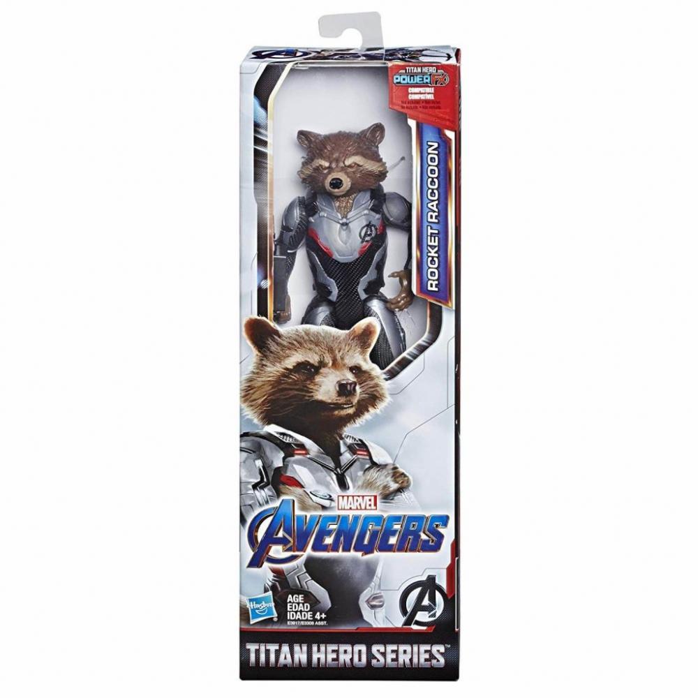 Akční figurka Avengers Titan - Rocket Raccoon - 30 cm