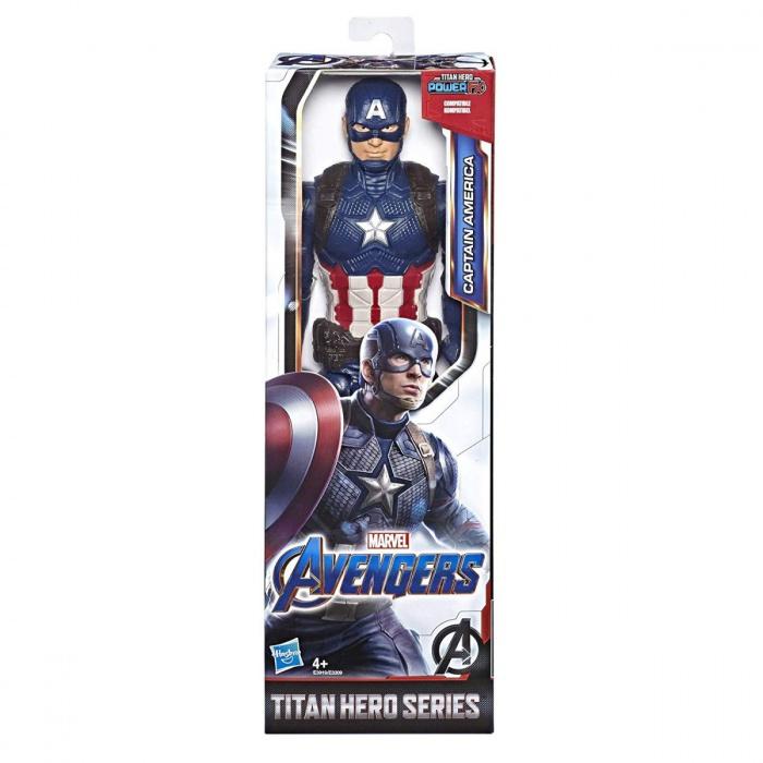 Hračky - Akční figurka Avengers Titan Endgame - Captain America - 30 cm