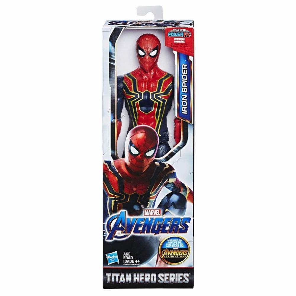 Hračky - Akční figurka Avengers Titan - Iron Spiderman - 30 cm