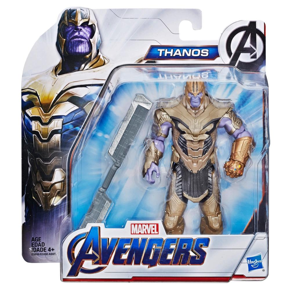 Hračky - Avengers akční figurka 15 cm Deluxe - Thanos