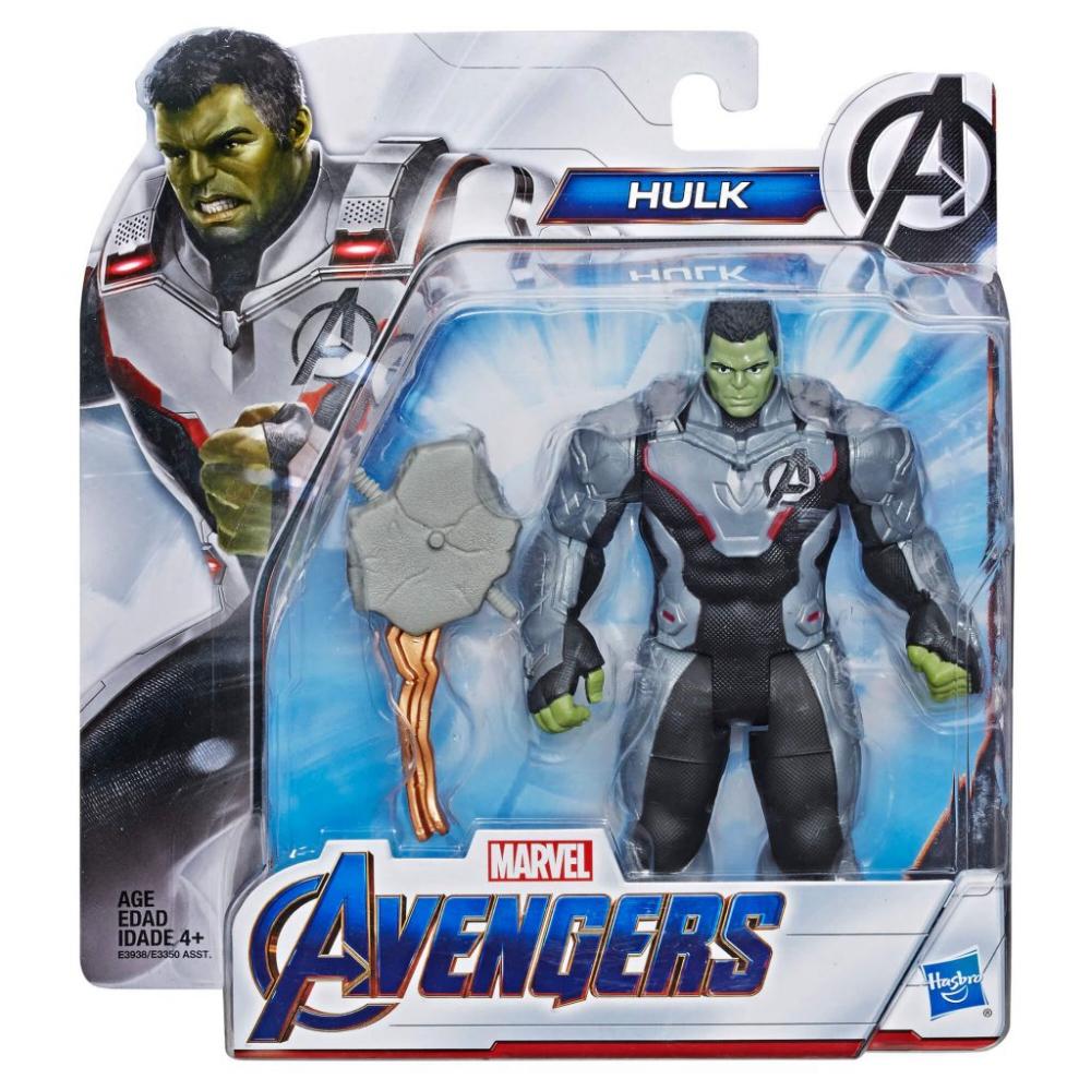 Hračky - Avengers akční figurka 15 cm Deluxe - Hulk