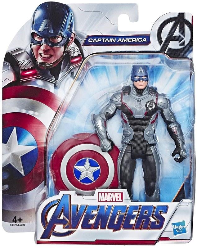 Hračky - Avengers filmová akční figurka 15 cm - Captain America