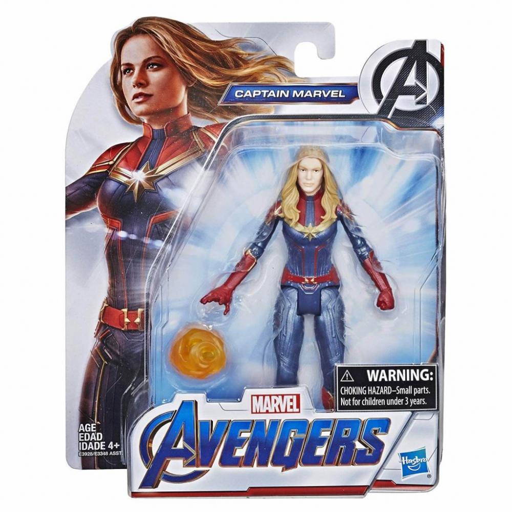 Hračky - Avengers filmová akční figurka 15 cm - Captain Marvel