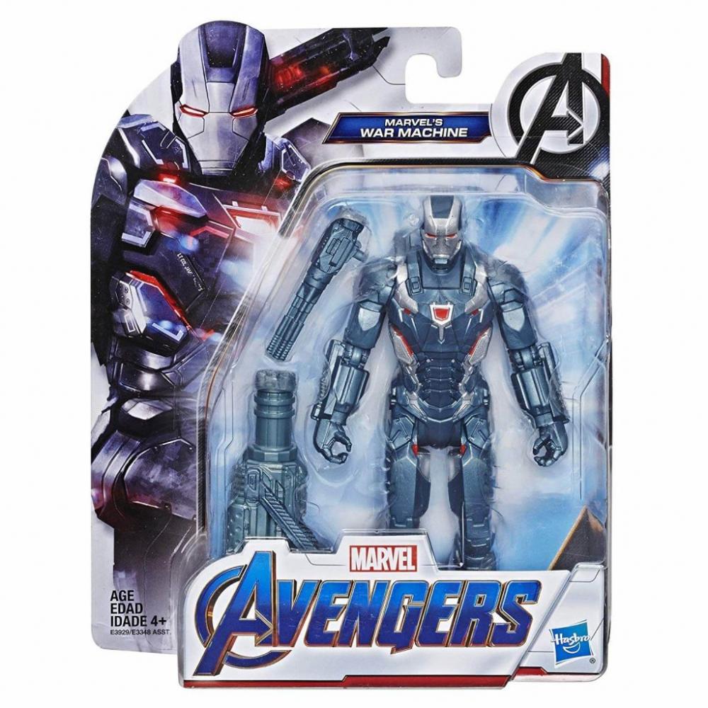 Hračky - Avengers filmová akční figurka 15 cm - War Machine