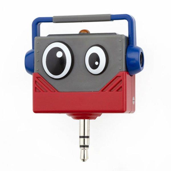 Elektronika - Rozdvojka na sluchátka Robot
