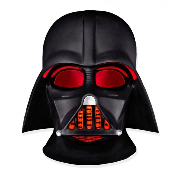 Bydlení a domácnost - Velké neonové 3D světlo Star Wars - Darth Vader