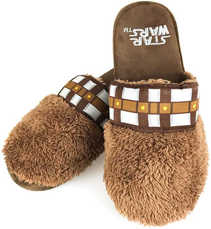 Oblečení a móda - Bačkory Chewbacca