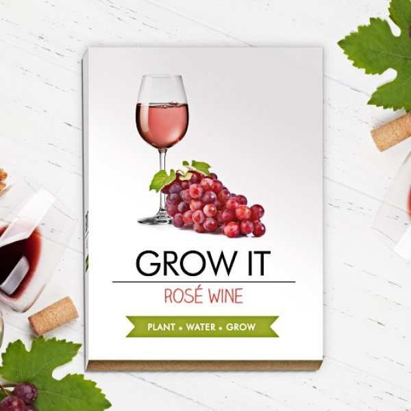 Grow it - víno Rosé